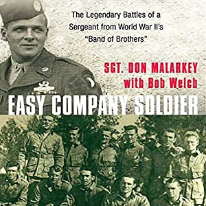Easy Company Soldier Audiobook