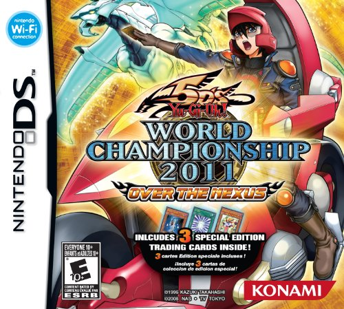 Yu-Gi-Oh! 5D'S World Championship 2011 Over The Nexus - Nintendo Ds front-665565