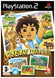 Go, Diego, Go! Safari Rescue (PS2)