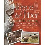 Fleece and Fiber Sourcebookby Deborah Robson and...