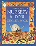 img - for Nursery Rhyme Sticker Book book / textbook / text book