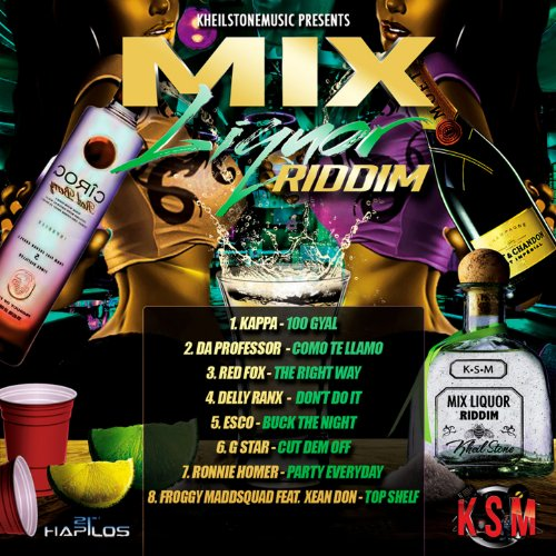 VA-Mix Liquor Riddim-WEB-2013-LaZik INT Download