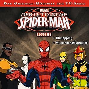 Der ultimative Spiderman 7 Hörspiel