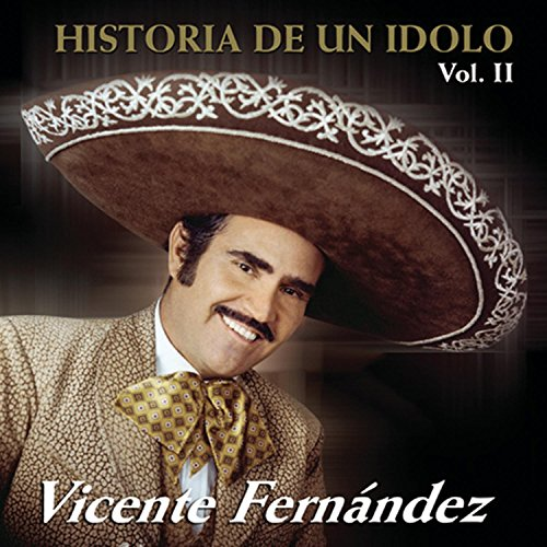 Vicente Fernandez - amor eterno Lyrics - Zortam Music