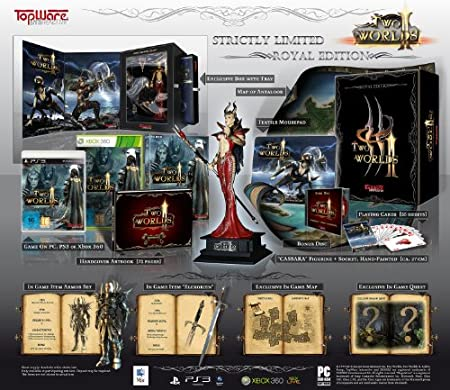 Two Worlds 2 Royal Collectors Edition Xbox 360