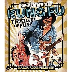 Return Of Kung Fu Trailers Of Fury [Blu-ray]