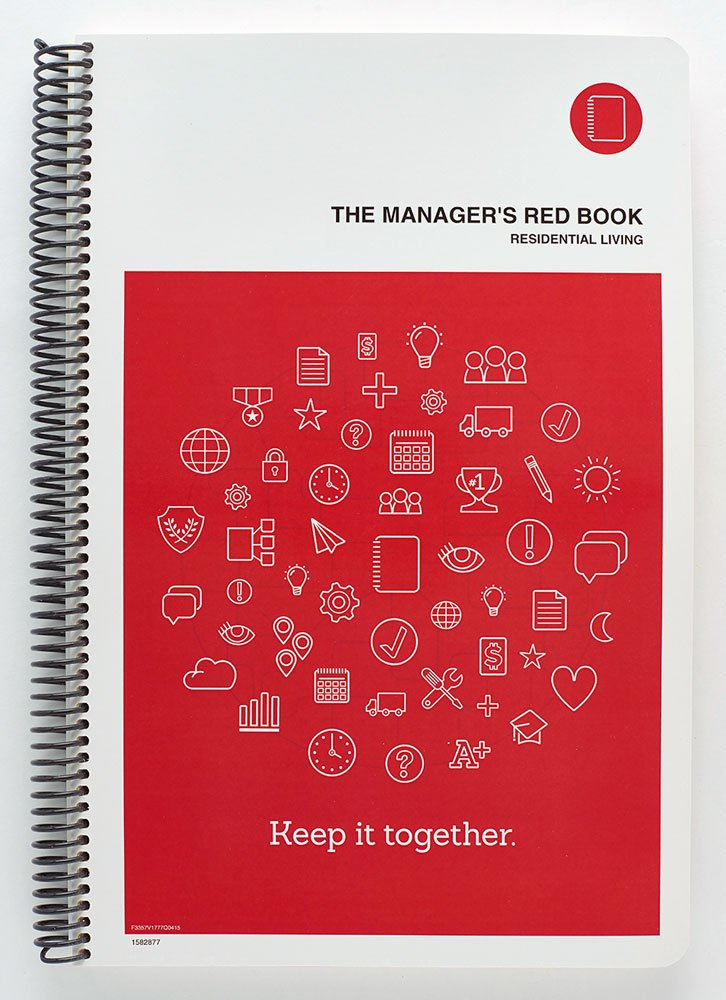 Amazon.com : The Manager's Red Book - Residential - Assisted ...