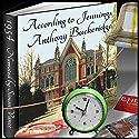 According to Jennings Audiobook by Anthony Buckeridge Narrated by Simon Vance
