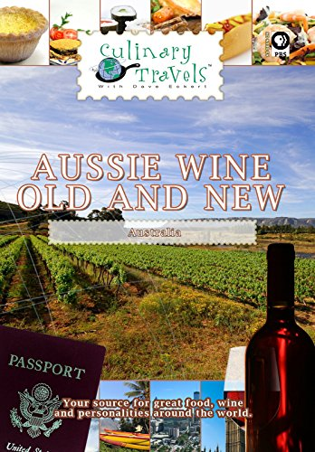 Culinary Travels Aussie Wine-Old and New Australia-Chateau Tahbilk/McPherson/Owen's Estate wineries on Amazon Prime Video UK