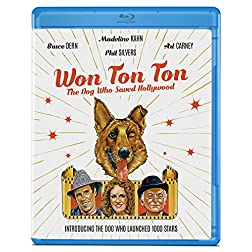 Won Ton Ton: Dog Who Saved Hollywood [Blu-ray]
