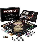 Game Of Thrones Monopoly Jeu De Société