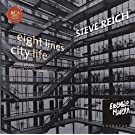 Steve Reich : City Life - New York Contrepoint - Octuor