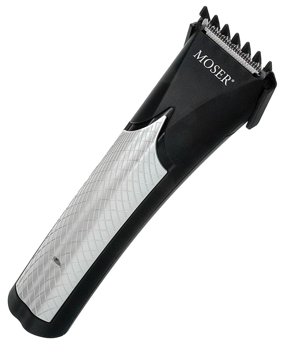 Para los que nos rapamos, la peladora que compran los peluqueros, la alemana Moser por 50€