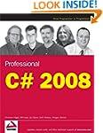 Professional C# 2008 (Wrox Profession...