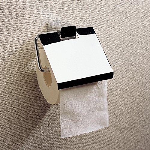 YJJ Bagno accessori Bronzo igienica titolare carta igienica holder