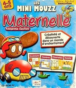 Les Mini mouzz maternelle moyenne section