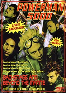 Powerman 5000 - Backstage & Beyond the Infinite