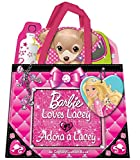 Lombardi Kristine Barbie Loves Lacey/Adora a Lacey: An English/Spanish Book