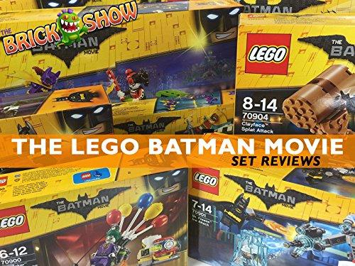 Review: Lego Batman Movie Set Reviews