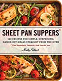 img - for Sheet Pan Suppers: 120 Recipes for Simple, Surprising, Hands-Off Meals Straight from the Oven book / textbook / text book