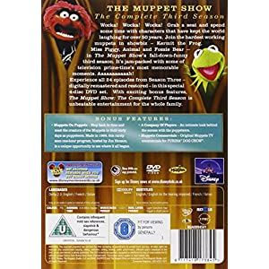The Muppet Show - Season 3 [Import anglais]