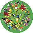 The Simpsons CC097 Football Jigsaw Puzzle 500 pcs