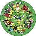 The Simpsons CC097 Football Jigsaw Puzzle 500 pcs