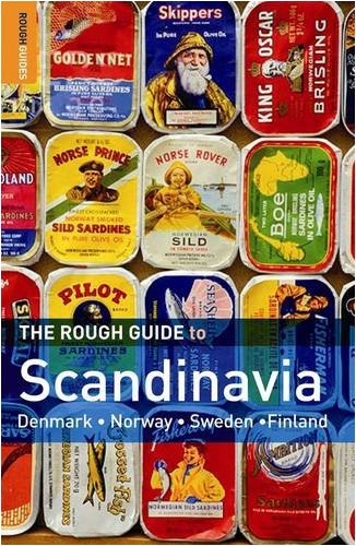 Rough Guide to Scandinavia 8: Denmark, Norway, Sweden, Finland
