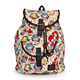Disney Ariel Little Mermaid Tattoo Backpack and Pencil Case Set by Loungefly