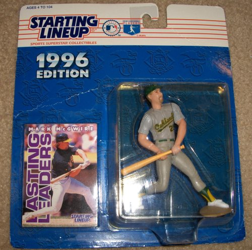 1996 Mark McGwire MLB Starting Lineup Figure [Toy]