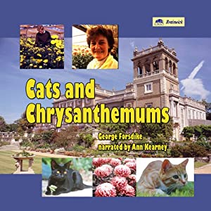 Cats and Chrysanthemums | [George Forsdike]