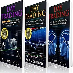Day Trading: 3 Manuscripts Audiobook