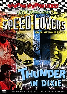Speed Lovers & Thunder in Dixie [DVD] [1968] [Region 1] [US Import] [NTSC]