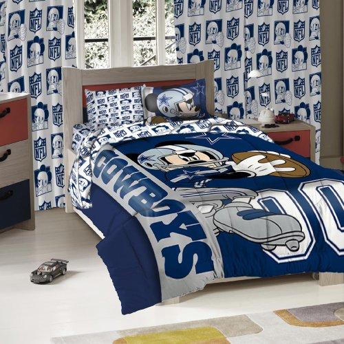 Dallas Cowboys King Size Bed Sheets