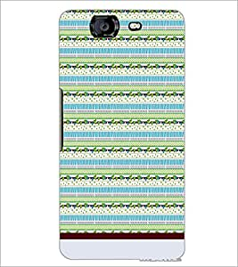 PrintDhaba Pattern D-1097 Back Case Cover for MICROMAX A350 CANVAS KNIGHT (Multi-Coloured)