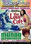 Love Cult & Mundo Depravados [DVD] [1...