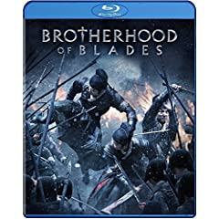 BROTHERHOOD OF BLADES on Blu-ray, DVD and Digital