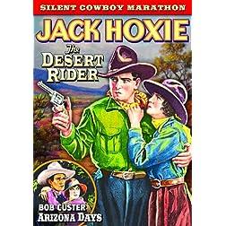 Silent Cowboy Marathon: Desert Rider (1923) / Arizona Days (1928)