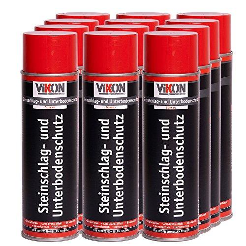 12-dosen-vikon-steinschlag-unterbodenschutz-spray-schwarz-500-ml-uberlackierbar