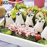 Alcoa Prime Promotion Hot Sale Sushi Maker Onigiri Aquarium Penguin Baby Diy Steamed Rice Die Mold And Vegetable...