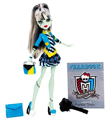 Monster High Picture Day Frankie Stein Doll