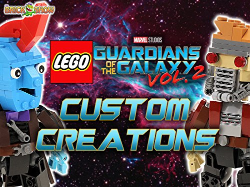 Clip: Lego Guardians of the Galaxy Vol. 2 Custom Creations on Amazon Prime Instant Video UK