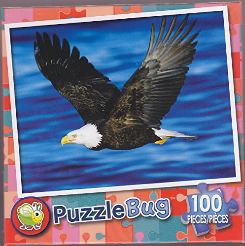 Puzzlebug 100 ~ American Bald Eagle - 1