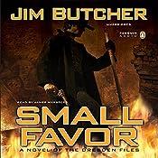 Small Favor: The Dresden Files, Book 10 | Jim Butcher