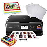 Photo Cake Printer Bundle,Cake Ink and Frosting Sheets (Color: Black)