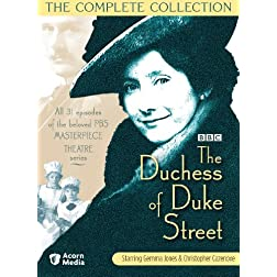 Duchess Duke Street: Complete Collection