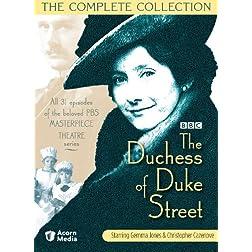 Duchess Duke Street: Complete Collection