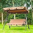 swing bench canopy