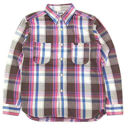 フェローズ Pherrow's 14W-720WS ヘビーフランネル チェックシャツ