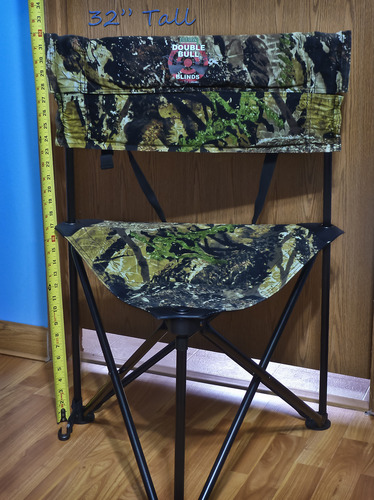 Primos Hunting Double Bull Qs3 Magnum Ground Swat Camo